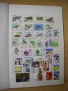 Sbírka známek a aršíků Japonska