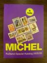 Katalog Michel - Rusland - speciál v barvě - nový