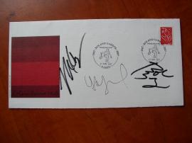 Radek Štěpánek + Bob Bryan + Mike Bryan