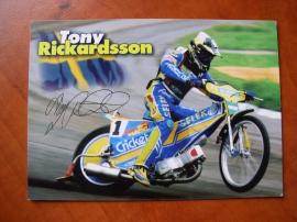 Tony Rickardsson