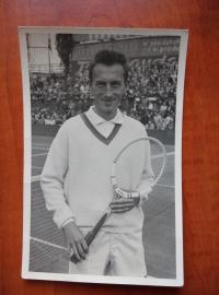 Jiří Javorský - tenista