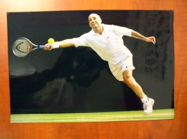 Andre Agassi  A4 !