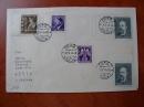 Dopis se služební známkou