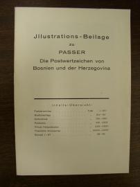 Jilustrations - Beilage zu PASSER Bosnien und Herzegovina